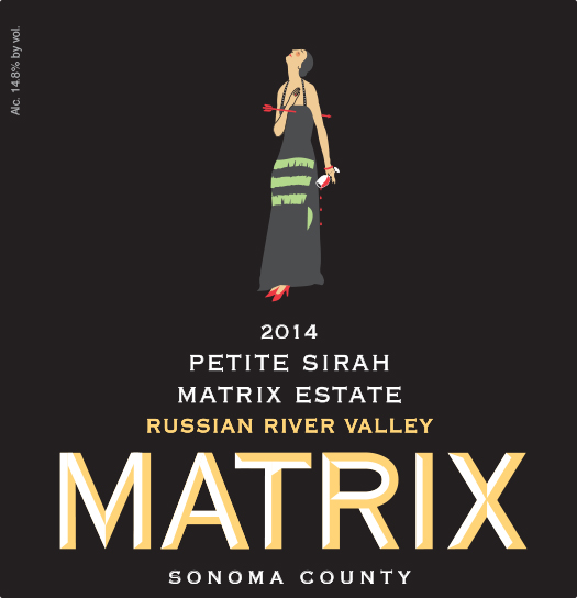 2014 Petite Sirah - Matrix Estate Image