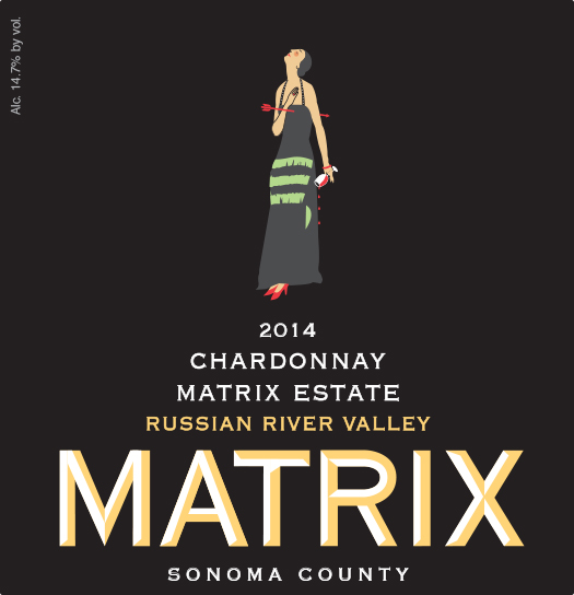 2014 Chardonnay - Matrix Estate Image